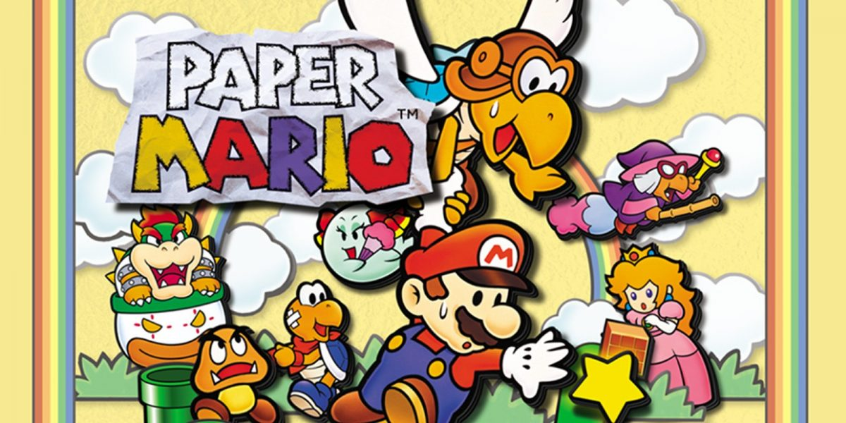 Paper Mario Developer Interview from Nintendo Online Magazine